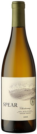 2018 SPEAR Estate Chardonnay