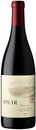 2017 SPEAR Estate Pinot Noir
